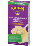 Annie's Homegrown Organic Shells & White Cheddar