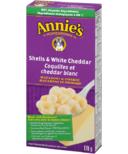 Annie's Homegrown Organic Shells & White Cheddar