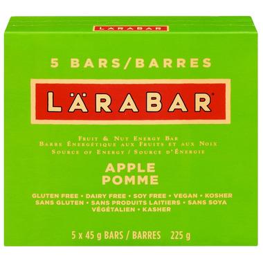 LaraBar Apple Bars 5-Pack