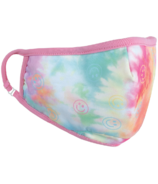 iScream Cotton Candy Tie Dye Mask Taille Enfant