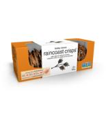 Lesley Stowe Fine Foods Raincoast Crisps Salty Date & Almond Crisps