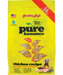 Grandma Lucy's Pureformance Chicken Freeze-Dried Grain-Free Dog Food