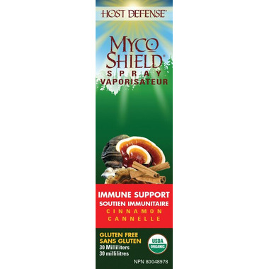 Host Defense MycoShield Spray Cinnamon
