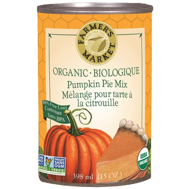 Farmer\'s Market Organic Pumpkin Pie Mix