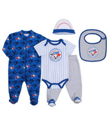 Toronto Blue Jays by Snugabye Gift Set Blue