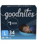 Huggies GoodNites Youth Pants For Boys Giga Pack