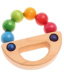 Grimm's Grasping Toy Rainbow Boat