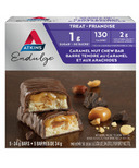 Atkins Endulge Bars Caramel Nut Chew 5-Pack
