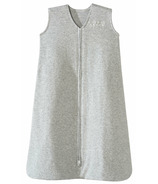 Halo 100% Cotton SleepSack Wearable Blanket Heather Gray