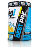 BPI Sports Best PRE Blue Lemon Ice