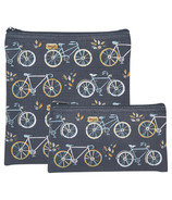 Now Designs Snack Bag Set Sweet Ride