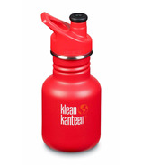 Klean Kanteen Kid Classic with Kid Sport Cap Ladder Truck