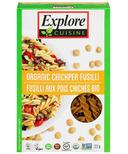 Explore Organic Chickpea Fussili