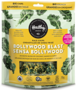 Healthy Crunch Bollywood Blast Kale Chips