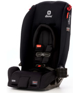 Diono Radian 3RX Convertible Car Seat Black Jet