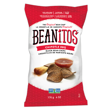 Beanitos Black Bean Honey Chipotle BQQ Chips