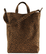 Baggu Duck Bag Nutmeg Leopard