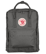 Fjallraven Kanken Backpack Super Grey