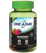 One A Day Gummies Adult Multivitamin