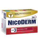 Nicoderm Clear Step 3 Nicotine Patches