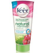 Veet Natural Inspirations crème dépilatoire pour peaux sensibles