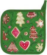 Now Designs Chef Potholder Christmas Cookies