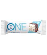 ONE Protein Bar Birthday Cake