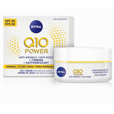 Nivea Q10 Anti-Wrinkle + Firming Moisturizer SPF 30