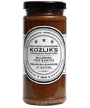 Kozlik's Balsamic Figs & Dates Mustard