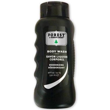 Herban Cowboy Forest Body Wash