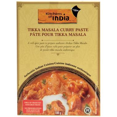 Kitchens Of India Tikka Masala Paste