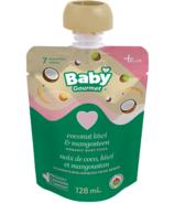 Baby Gourmet Plus Coconut, Kiwi & Mangosteen Organic Baby Food