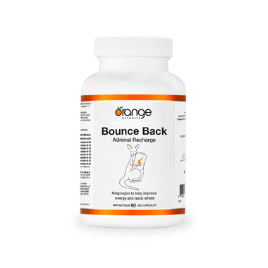 Orange Naturals Bounce Back