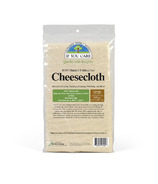 If You Care Unbleached Cheese Cloth Poly Bag