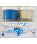 Eco-Kids Eco-Dough Menorah