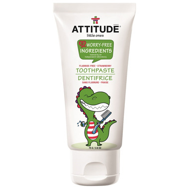 ATTITUDE Little Ones Toothpaste Strawberry