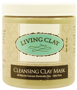 Living Clay Co. Cleansing Clay Mask