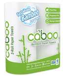 Caboo Bamboo 2 Ply Paper Towels
