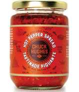 Chuck Hughes Vegetable Farmer's Hot Pepper Spread
