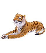 Melissa & Doug Tiger Giant Plush Toy