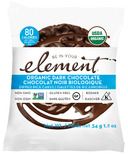 Element Snacks Organic Dark Chocolate Dipped Rice Cakes