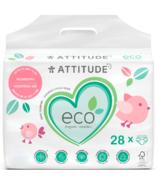 ATTITUDE Eco Couches pour bébé Nouveau-né