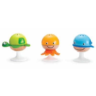 Hape Toys Stay-Put Rattle Set