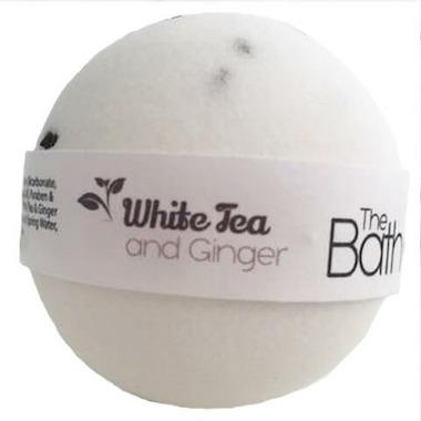 The Bath Bomb Company White Tea And Ginger Bath Bomb