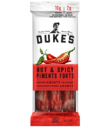 Duke's Hot & Spicy Smoked Shorty Sausages Snack Pack