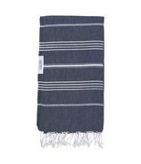 Lualoha Turkish Towel Classic Navy