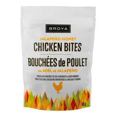 Broya Jalapeno Honey Chicken Bites