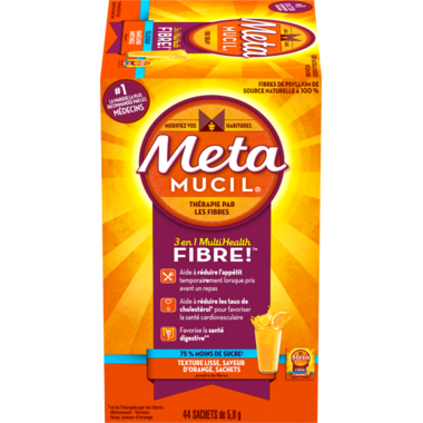 Metamucil Multi Health Fibre Smooth Texture Powder Packets