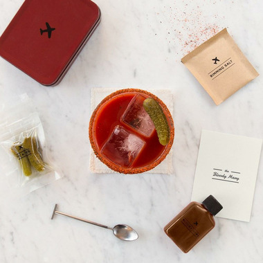 W&P Design Carry on Cocktail Kit The Bloody Mary