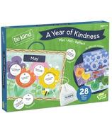 Royaume pacifique : un calendrier pour une année de bonté